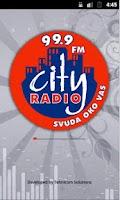 Screenshot of City Radio