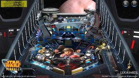 Star Wars™ Pinball 3 Screenshot 1