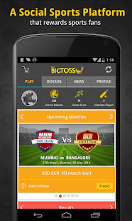 The Big Toss: Cricket- screenshot thumbnail