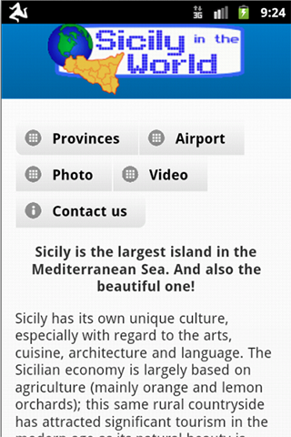 Sicily in the World