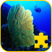 Fancy Jigsaw : Ocean World