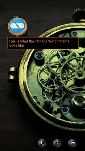 Old Watch - FN Theme
