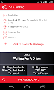 Australia Wide Taxi- screenshot thumbnail