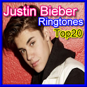Justin Bieber Ringtones Top 20 icon