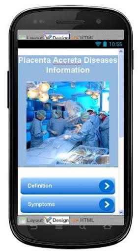 Placenta Accreta Information
