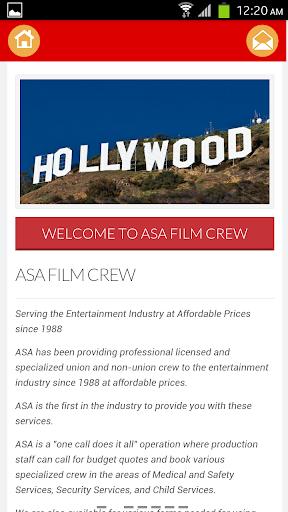 玩商業App|ASA Film Crew免費|APP試玩