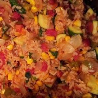 Better Spanish Rice.