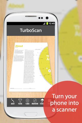 【免費工具App】Camera Scanner-APP點子