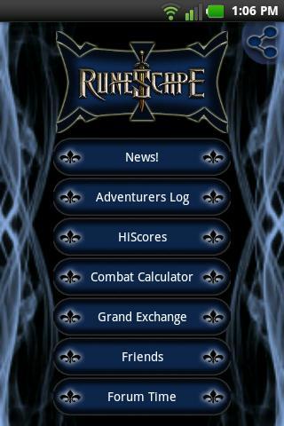 RuneScape Rune Tool