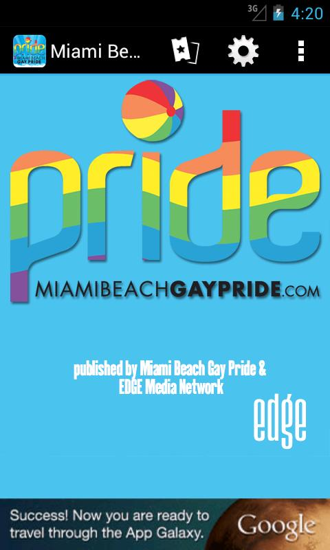 Miami Beach Gay Pride - screenshot