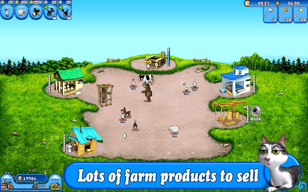 Farm Frenzy screenshot #10