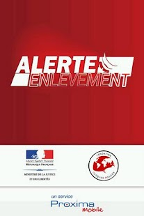 Alerte Enlèvement - screenshot thumbnail