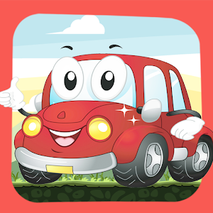 Cartoon Vehicles For Kids 漫畫 App LOGO-硬是要APP