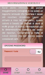 Mestruazioni e Fertilità - screenshot thumbnail