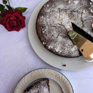 Chocolate Fondant Tart