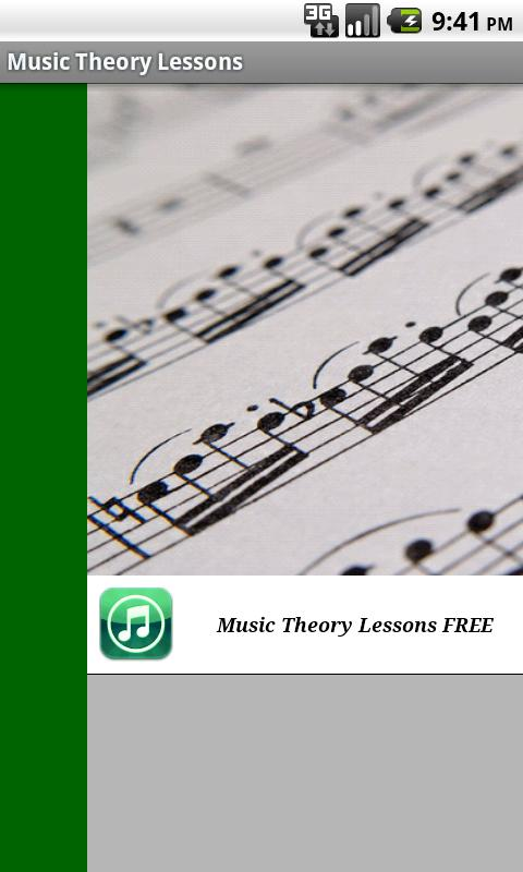 Music Theory Lessons FREE - screenshot