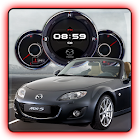 Mazda MX5 Sport Car Wallpapers icon