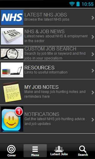 NHS Jobs - Job Search App LITE