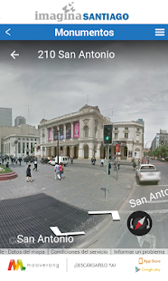Imagina Santiago de Chile- screenshot thumbnail