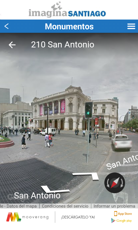 Imagina Santiago de Chile- screenshot