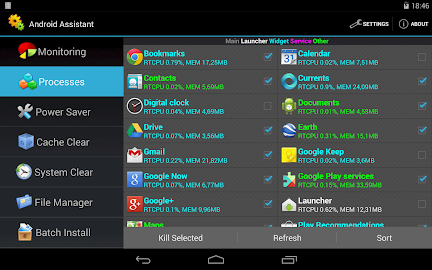 Assistant for Android Screenshot 1