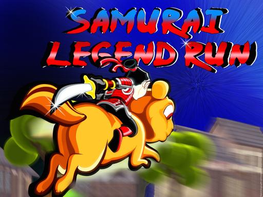 Samurai Legend - Fight Action