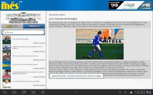 Més Ebre (tablets)- screenshot thumbnail