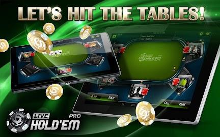 Live Hold'em Pro – Poker Games Screenshot 22