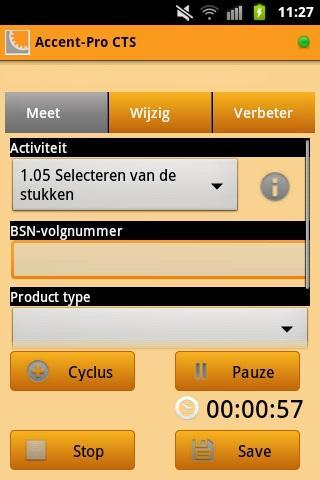 玩生產應用App|Accent Pro verbetersoftware免費|APP試玩