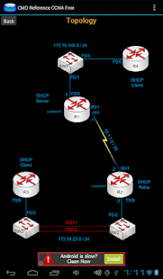 CMD Reference CCNA Free - screenshot thumbnail