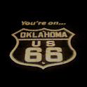 a U.S. State : Oklahoma logo