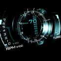 LiveWallpaper Meter 2 Clock logo