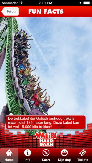 Walibi Holland - screenshot