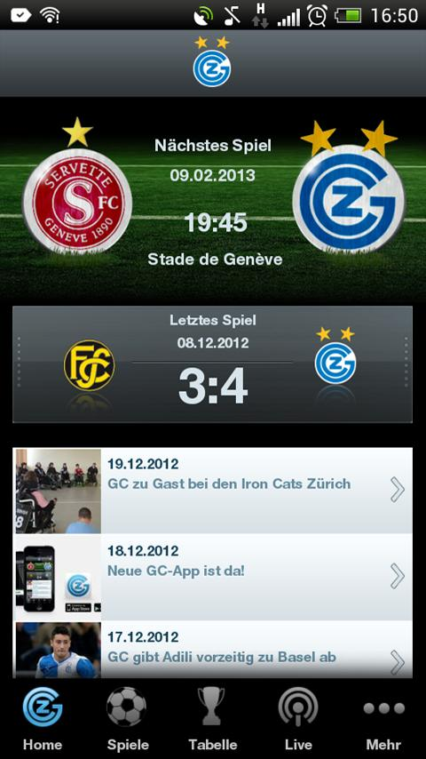 GCZ - screenshot