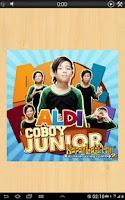 Screenshot of Coboy Junior Game