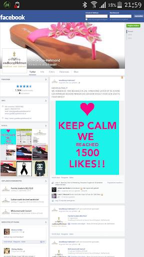 GoedkoopHelmond FB App V1.1