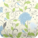 floral flower wallpaper ver128 icon