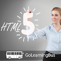 Learn HTML5 by GoLearningBus icon