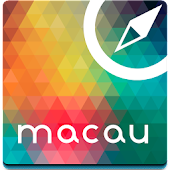Macau Macao Offline Map Guide