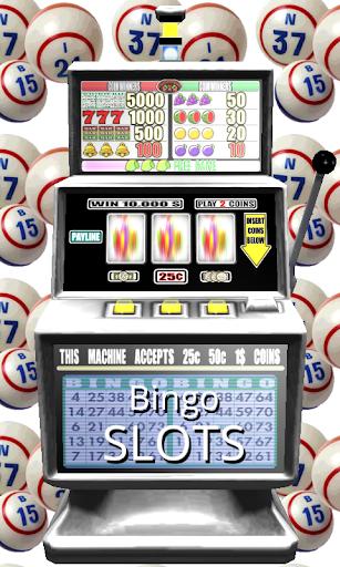 3D Bingo Slots - Free