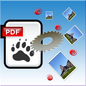PDF to Image Converter Demo 商業 App LOGO-硬是要APP