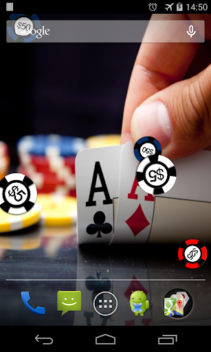 Poker Live Wallpaper