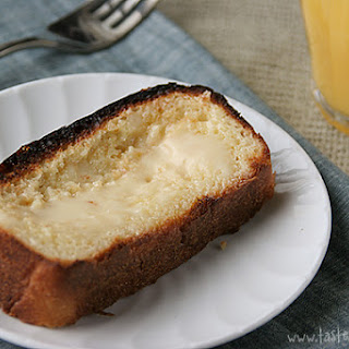 Condensed Milk Toast Recipe
