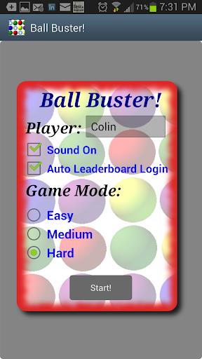 Ball Buster