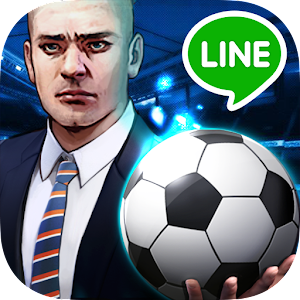 LINE Football League Manager for PC and MAC