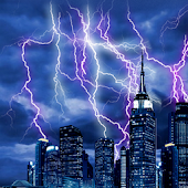 Thunderstorm Live Wallpaper Fr