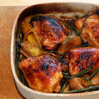 Chicken Thighs Recipes.