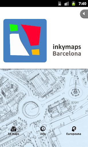 inkymaps