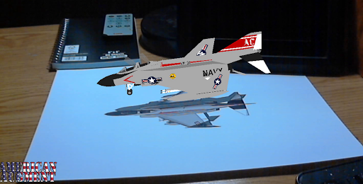 Augment US Navy Jet
