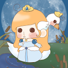 swanprincess kakao theme icon